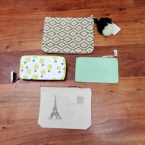 Bundle of Mix Pouches & Wallet